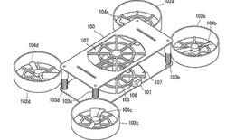 Sony đang bí mật nghiên cứu drone có thể gập gọn, hỗ trợ chụp nhóm đông người dễ dàng?