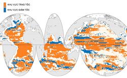 Biến đổi khí hậu đã đang khiến dòng biển chảy nhanh hơn, các nhà khoa học vẫn bối rối không biết tác hại sẽ ra sao