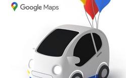 Google Maps kỷ niệm sinh nhật 15 năm cực hoành tráng với logo mới và hàng loạt tính năng hấp dẫn