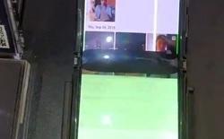 Chỉ sau 1 ngày mở bán, Moto RAZR đã bị lỗi màn hình hàng loạt