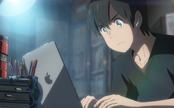 Apple làm quảng cáo về lịch sử MacBook dưới dạng anime