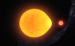 """Nhà thiên văn học nghiệp dư phát hiện ra ngôi sao độc nhất vô nhị: nó """"méo"""" thành hình giọt nước"""