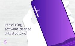 Sentons hợp tác với Foxconn, tìm cách loại bỏ hoàn toàn nút vật lý trên điện thoại