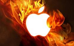 """Giảm hơn 110 tỷ USD giá trị sau một ngày, cổ phiếu Apple """"bốc hơi"""" kỷ lục trong lịch sử"""