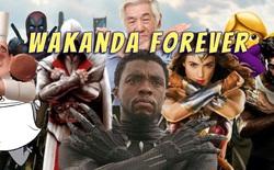 """Sao Disney gợi ý cách tránh Covid-19: Thay vì bắt tay, chúng ta hãy chào nhau theo kiểu """"Wakanda Forever"""""""