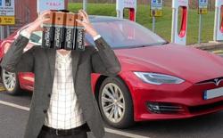 """Sạc nhanh sẽ khiến pin xe hơi điện nhanh """"tã"""" hơn"""