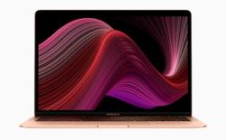 MacBook Air 2020 ra mắt: CPU Intel thế hệ 10, bàn phím cắt kéo mới, bỏ bản 128GB, giá chỉ từ 999 USD