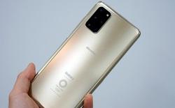 Lộ ảnh thực tế Galaxy S20+ 5G phiên bản thế vận hội Olympic 2020