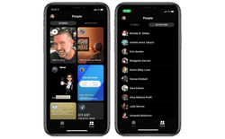 Facebook Messenger có thiết kế mới tối giản hơn, Dark Mode và Stories nổi bật
