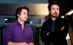 """""""Hulk"""" Mark Ruffalo không hề biết trước Iron Man sẽ hi sinh trong Endgame, thực sự suy sụp khi chứng kiến Người Sắt ra đi"""