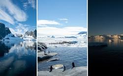 Đi tìm minh chứng về biến đổi khí hậu tại Nam Cực bằng một chiếc iPhone