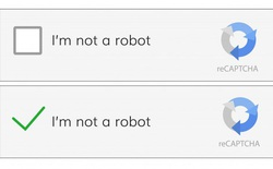 """Bước kiểm tra """"Không phải người máy"""" trên các website hiệu quả ra sao?"""