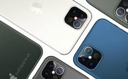 Concept iPhone 12 với camera LiDAR, hóa ra Apple thiết kế cụm camera sau hình vuông là có lý do cả