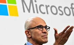 """Sau khi Apple """"sụp đổ"""" vì Covid-19, Microsoft là công ty Mỹ duy nhất có giá trị hơn 1 nghìn tỷ USD"""