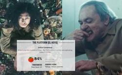 Hàng loạt cây viết uy tín quốc tế khen hết lời The Platform - phim kinh dị vừa ra mắt đã lọt top 3 Netflix Việt Nam