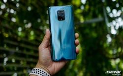 Cận cảnh Redmi Note 9S Xanh Cực Quang: Màu đẹp, hoàn thiện tốt, Snapdragon 720G chạy mượt, cụm 4 camera thiết kế hơi dị