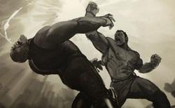 """""""Hulk"""" Mark Ruffalo vẫn muốn tái đấu với Thanos để rửa mối hận bị đấm không trượt phát nào trong Infinity War"""