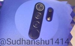 Xuất hiện ảnh mặt sau Redmi 9, xác nhận có 4 camera, có phiên bản màu tím, giá dưới 130 USD?