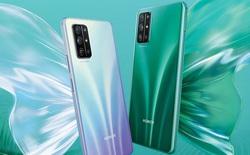 Honor 30S 5G ra mắt: Kirin 820, 4 camera 64MP, sạc nhanh 40W, giá từ 8 triệu đồng