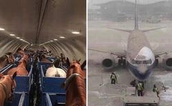 Những hình ảnh độc lạ nhất trên máy bay mà các hành khách từng chụp được: Dám cá là bạn chưa thấy quá nửa!