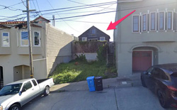 Túp lều tranh không tường rách nát ở San Francisco được rao bán với giá 2 triệu USD