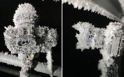 Hãi hùng trước cảnh máy ảnh Fujifilm X-T2 đóng băng vì bị đặt dưới thời tiết -14°C