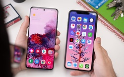 Galaxy S20 Ultra đánh bại iPhone 11 Pro Max trong bài test thả rơi… nhưng đường dài mới biết ngựa hay