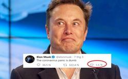 Dòng tweet vỏn vẹn 5 từ về Covid-19 hút 1,5 triệu lượt thích của Elon Musk: Thật ngớ ngẩn khi hoảng loạn vì virus corona!