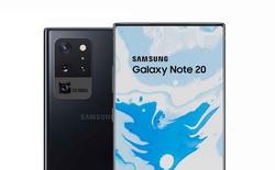 Rò rỉ mới nhất tiết lộ thiết kế của Samsung Galaxy Note 20