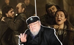 """""""Cha đẻ"""" Game of Thrones muốn được chết cùng nhà Stark trong sự kiện The Red Wedding"""