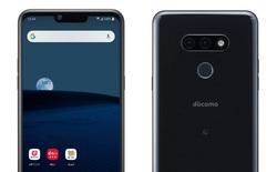 """LG bất ngờ ra mắt smartphone tầm trung mới: Snapdragon 845, màn hình """"tai thỏ"""", giá 8.3 triệu đồng"""