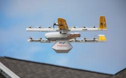 Covid-19 khiến nhu cầu giao hàng bằng drone của Alphabet tăng mạnh, giao hơn 1.000 đơn trong 2 tuần, chủ yếu là giấy vệ sinh