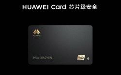 Huawei cũng ra mắt thẻ tín dụng giống Apple