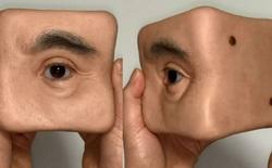 """Nghệ sỹ người Nhật """"tái xuất"""" với cục xí ngầu hình đôi mắt trông đáng sợ như quái vật một mắt"""