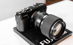 Fujifilm muốn làm ra những máy ảnh Medium Format còn rẻ, nhỏ và nhẹ hơn nữa