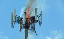 Sau Anh, đến lượt người dân một quốc gia Châu Âu khác 'rủ nhau' đốt hàng loạt trạm phát sóng 5G