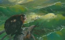 Phát hiện chấn động: Đàn khỉ dùng bè vượt gần 1500km qua Đại Tây Dương để tới Nam Mỹ 34 triệu năm trước