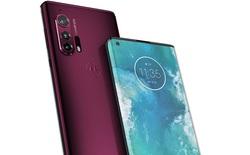 Hình ảnh mới nhất của Edge Plus - flagship Motorola sắp ra mắt