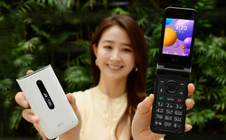 2020 rồi nhưng LG vẫn ra mắt điện thoại nắp gập chạy Android, giá 3.2 triệu đồng