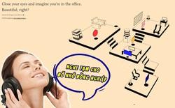 Trang web này sẽ mô phỏng tất tần tật tiếng ồn chốn công sở để giúp bạn đỡ cô đơn khi làm việc ở nhà