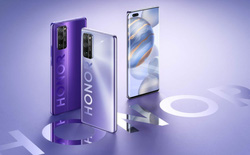 """Honor ra mắt Honor 30, 30 Pro và Pro+: """"Anh em cùng cha khác mẹ"""" với Huawei P40, giá từ 9.9 triệu đồng"""