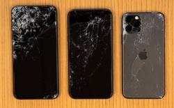Đừng làm vỡ màn hình iPhone 11