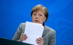 Nghe Thủ tướng Đức giải thích vô cùng thuyết phục về 1 chỉ số quan trọng trong việc ngăn ngừa dịch Covid-19