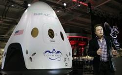 Kế hoạch đưa con người vào vũ trụ lần đầu tiên của SpaceX sẽ chính thức diễn ra vào tháng 5