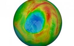 Tầng ozone vừa xuất hiện thêm một lỗ thủng mới đáng quan ngại