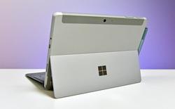 Surface Go 2 sẽ có màn hình lớn hơn và viền mỏng hơn thế hệ trước