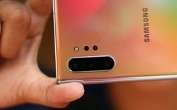 Một cảm biến camera có thể sắp bị Samsung khai tử trên Galaxy Note 20?
