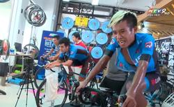 TP.HCM lần đầu tổ chức giải đua xe đạp online: Phiên bản ảo nhưng vẫn phải đạp xe như thường, mệt hơn cả đua thật