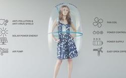 Sau Trung Quốc đến lượt Ý phát triển nguyên mẫu bong bóng toàn thân giúp bảo vệ mọi người khỏi COVID-19