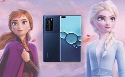 Huawei là fan đích thực của bộ phim Frozen và đây là bằng chứng